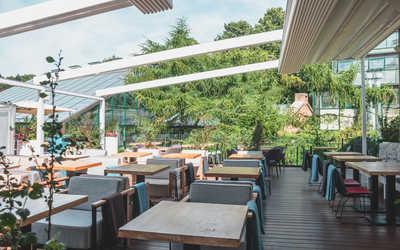 Банкетный зал пивного ресторана Brasserie Lambic (Брассерия Ламбик) на проспекте Мира фото 2