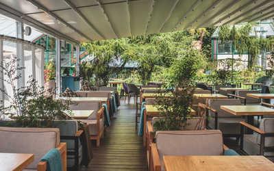 Банкетный зал ресторана Brasserie Lambic на проспекте Мира фото 3