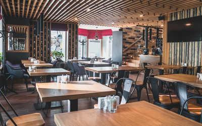 Банкетный зал пивного ресторана Brasserie Lambic (Брассерия Ламбик) на проспекте Мира фото 1