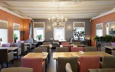 Банкетный зал ресторана Brasserie Lambic на Долгоруковской улице фото 3