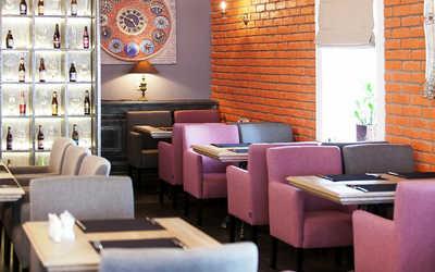 Банкеты ресторана Брассерия Ламбик (Brasserie Lambic) на Долгоруковской улице фото 2