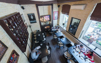 Банкеты ресторана Brasserie Lambic на Мясницкой улице фото 1