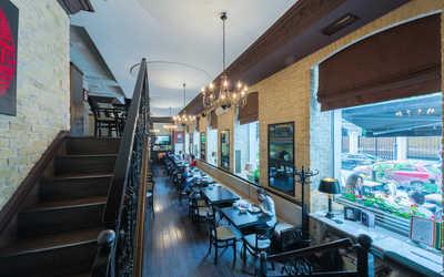Банкеты ресторана Брассерия Ламбик (Brasserie Lambic) на Мясницкой улице фото 3