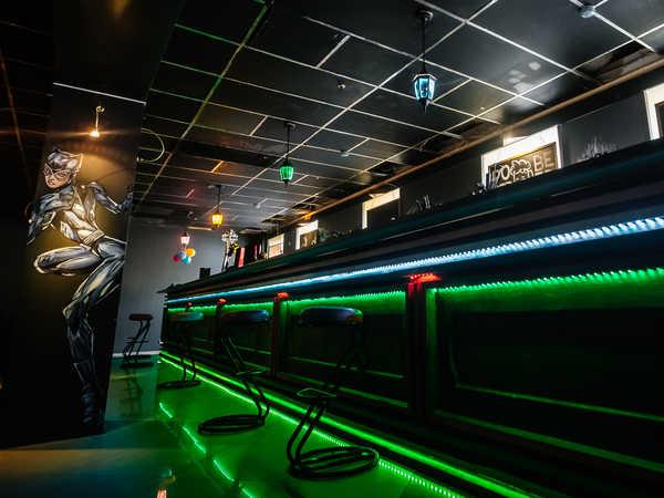 Юниверс (Universe Lounge Bar)