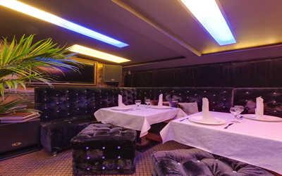 Банкетный зал ресторана Дон Густо by Gianni (DON GUSTO BY GIANNI) на улице Орджоникидзе  фото 3