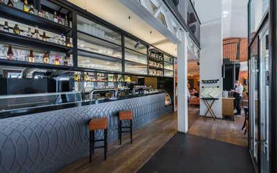 Банкетный зал ресторана Brasserie Lambic на улице Большой Ордынка фото 2