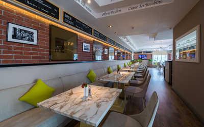 Банкетный зал ресторана Brasserie Lambic в Неверовскоге улица фото 3