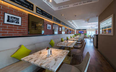 Банкеты ресторана Brasserie Lambic в Неверовскоге улица фото 3
