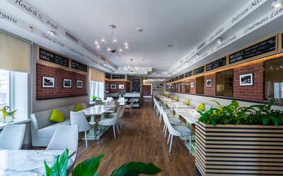 Банкетный зал ресторана Brasserie Lambic в Неверовскоге улица фото 1