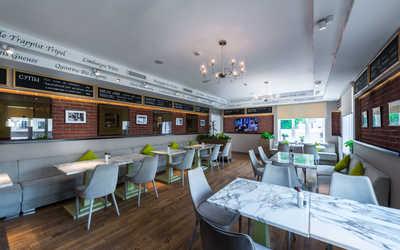 Банкетный зал ресторана Brasserie Lambic в Неверовскоге улица фото 2