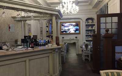 Банкетный зал ресторана Ангелина на Парадной улице фото 3