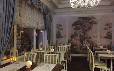 Банкетный зал ресторана Ангелина на Парадной улице фото 2