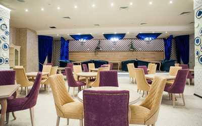 Банкетный зал ресторана Chandelier на 1-ой улице Машиностроения фото 1