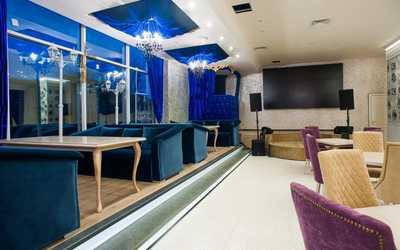 Банкетный зал ресторана Chandelier на 1-ой улице Машиностроения фото 2