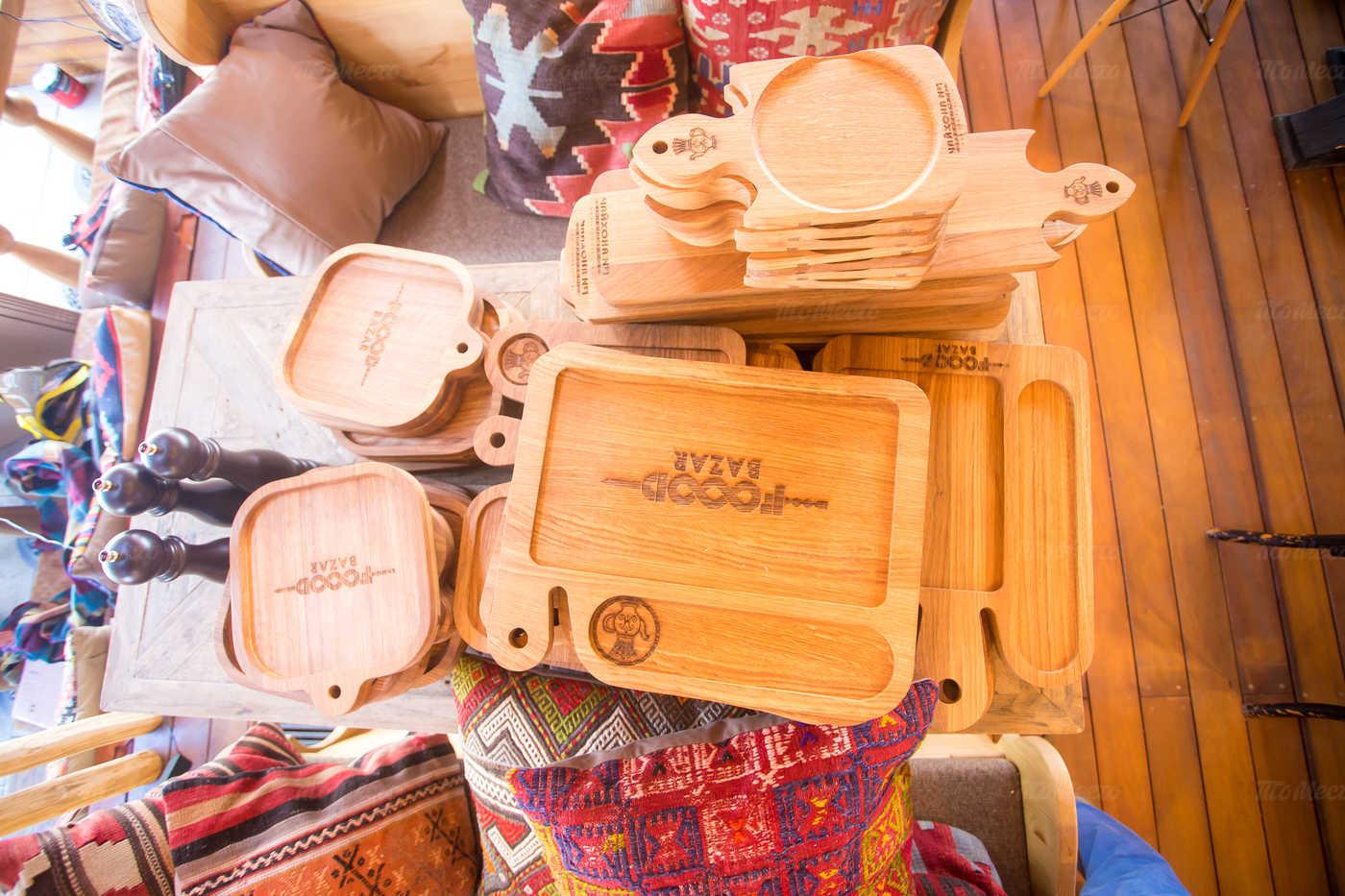 Банкеты ресторана FOOD BAZAR (Фуд базар) на улице Каретный Ряд фото 9