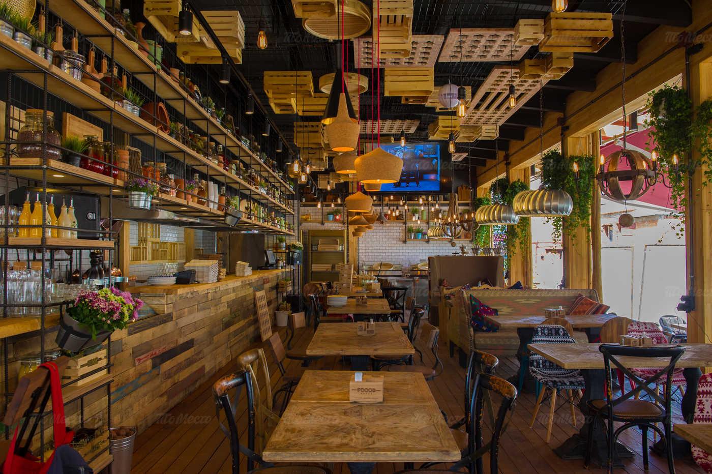 Банкеты ресторана FOOD BAZAR (Фуд базар) на улице Каретный Ряд фото 10