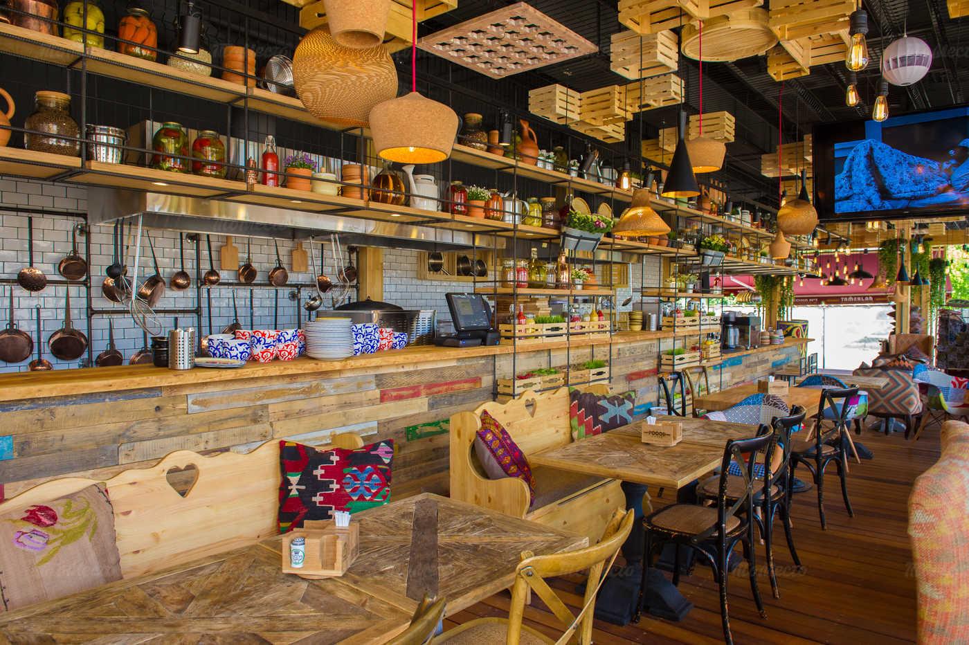 Банкеты ресторана FOOD BAZAR (Фуд базар) на улице Каретный Ряд фото 7