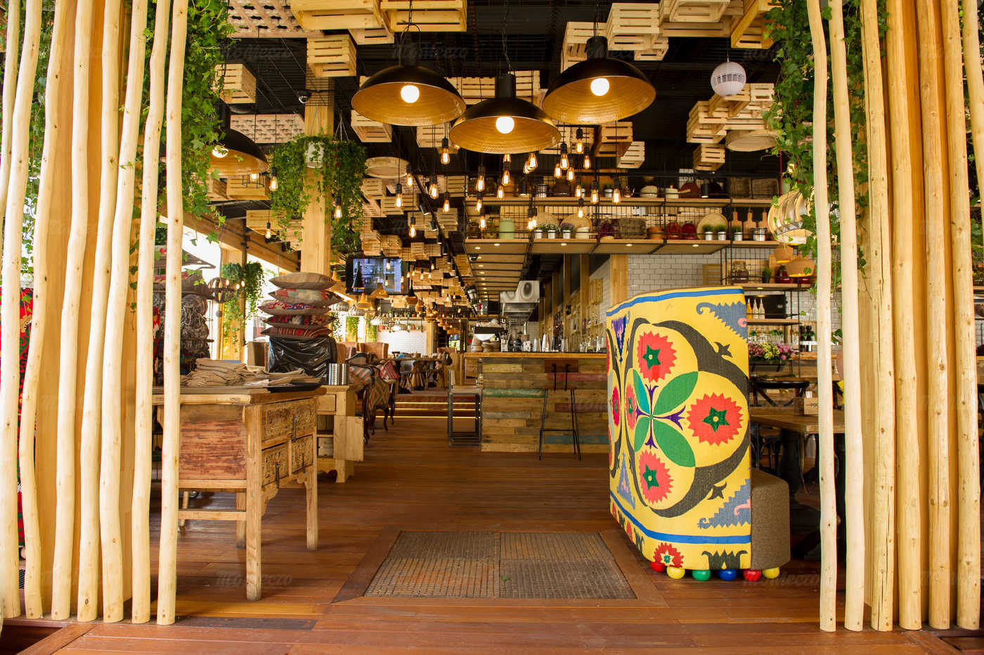 Банкеты ресторана FOOD BAZAR (Фуд базар) на улице Каретный Ряд фото 16