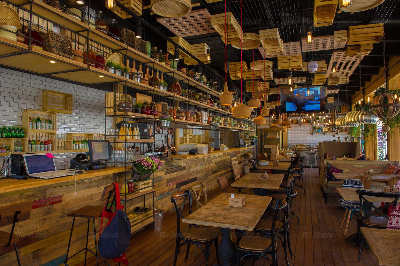 Банкеты ресторана FOOD BAZAR (Фуд базар) на улице Каретный Ряд фото 6