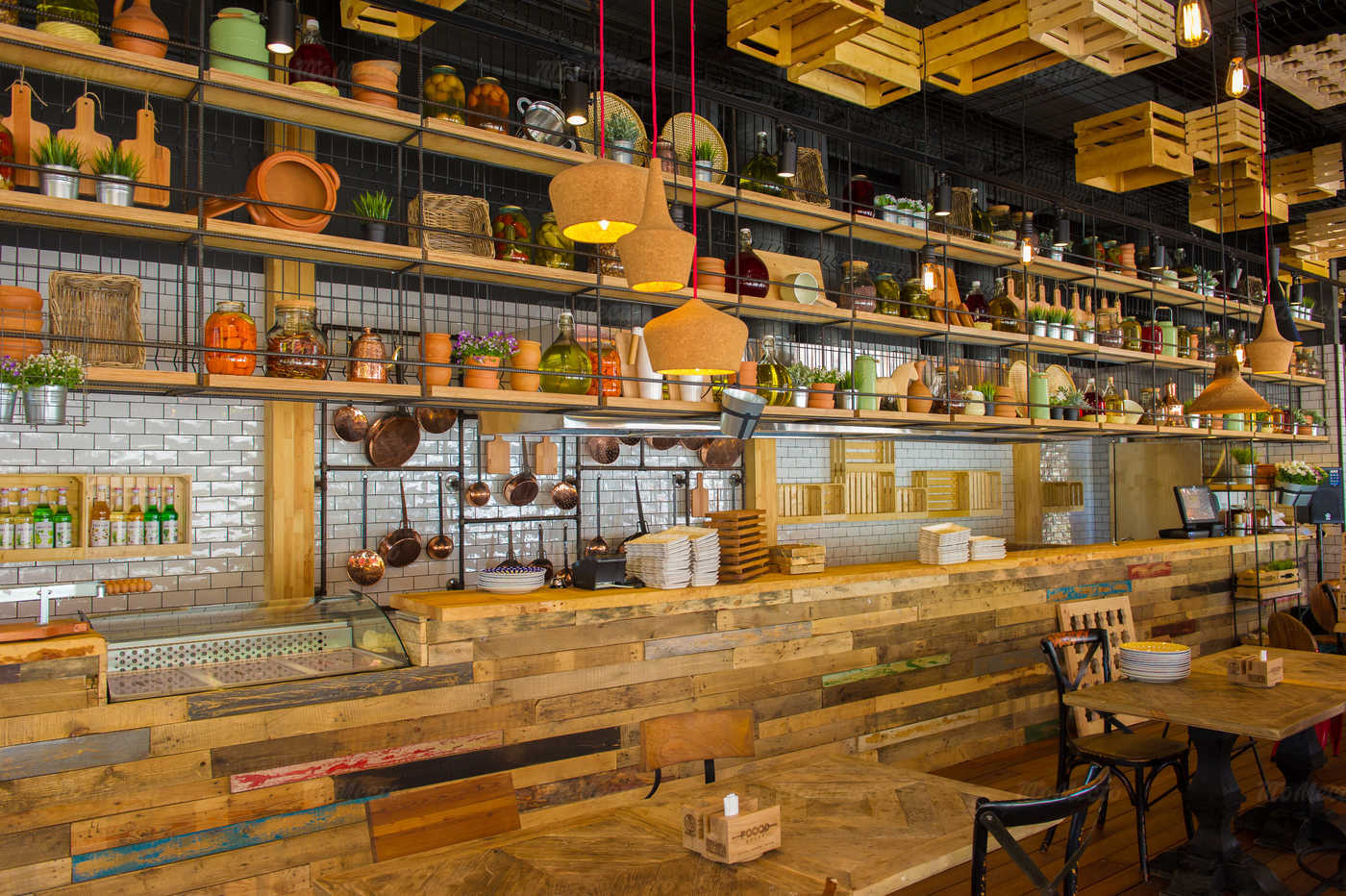 Банкеты ресторана FOOD BAZAR (Фуд базар) на улице Каретный Ряд фото 12