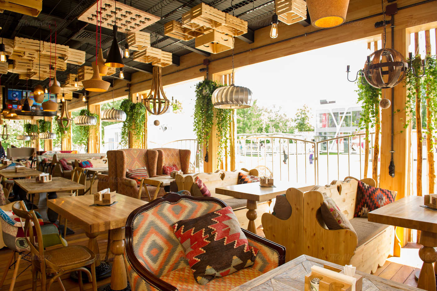 Банкеты ресторана FOOD BAZAR (Фуд базар) на улице Каретный Ряд фото 17