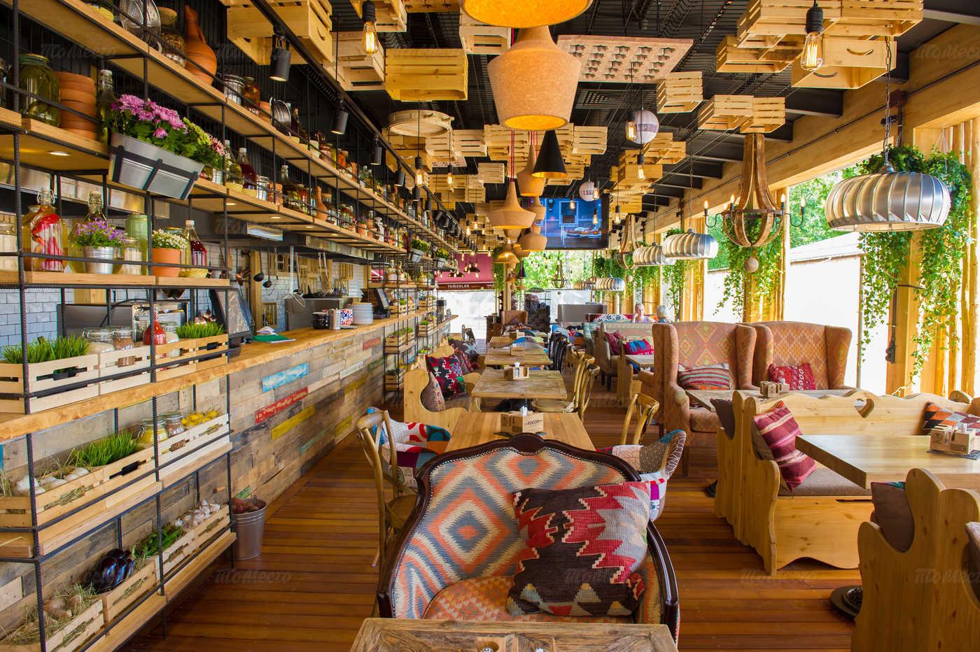 Банкеты ресторана FOOD BAZAR (Фуд базар) на улице Каретный Ряд фото 4