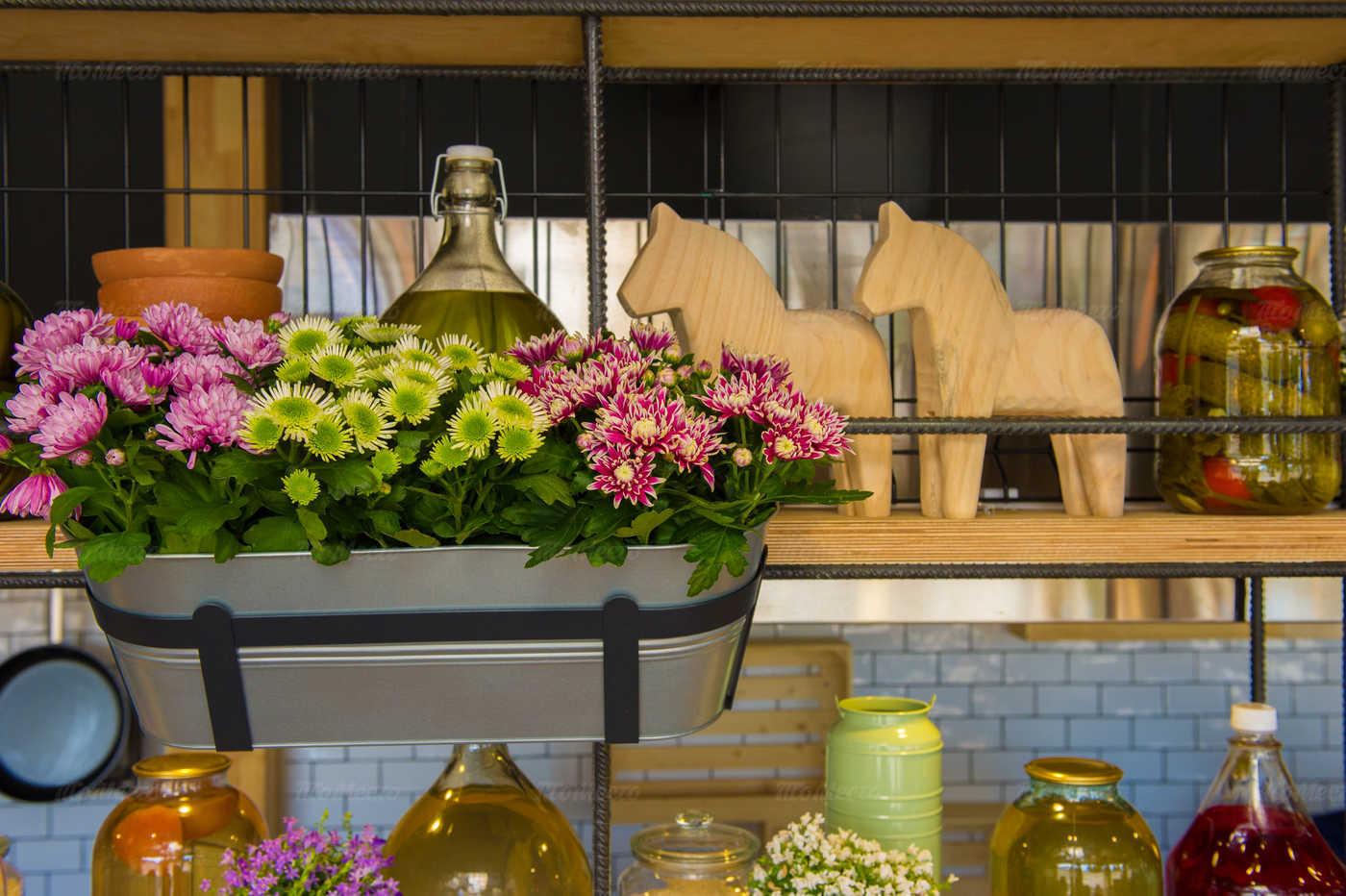 Банкеты ресторана FOOD BAZAR (Фуд базар) на улице Каретный Ряд фото 8