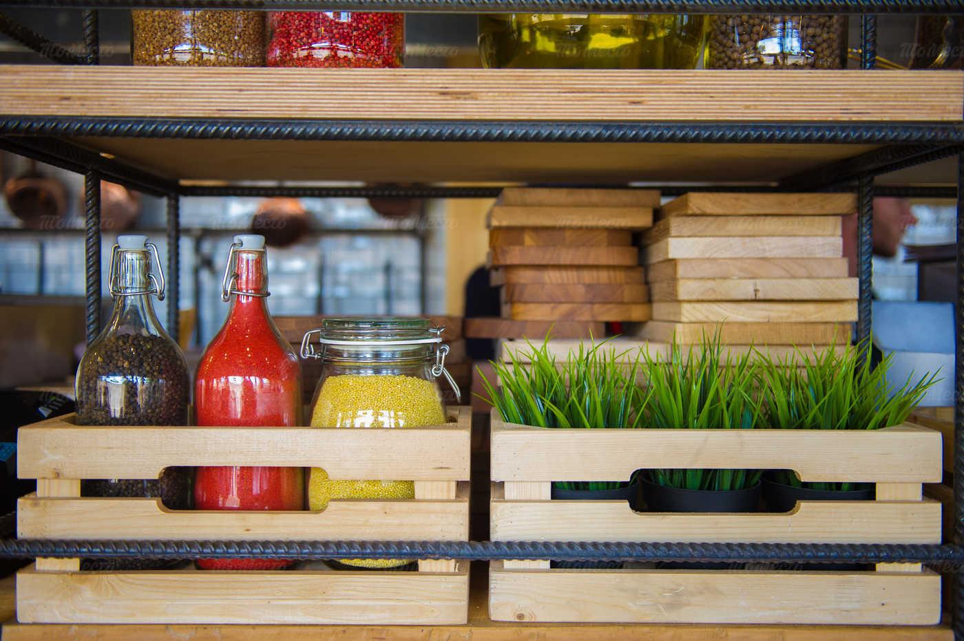 Банкеты ресторана FOOD BAZAR (Фуд базар) на улице Каретный Ряд фото 11