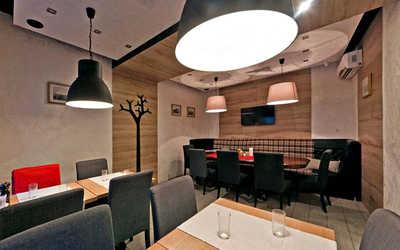 Банкетный зал стейк-хауса Декабрист на Гороховой улице фото 1