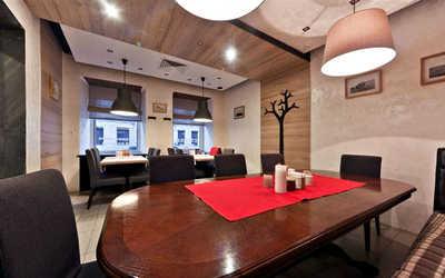 Банкетный зал стейк-хауса Декабрист (Decabrist steakbar (бывш. Стейкбар Соболев)) на Гороховой улице фото 3