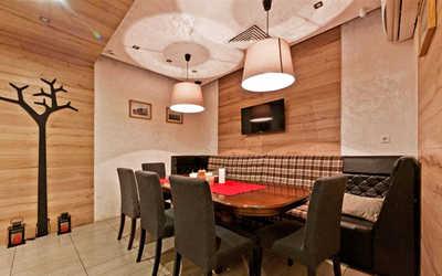 Банкетный зал стейк-хауса Декабрист (Decabrist steakbar (бывш. Стейкбар Соболев)) на Гороховой улице фото 2