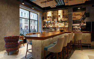 Банкетный зал ресторана Serbish (Meat & Fish) на улице Пестеля фото 1