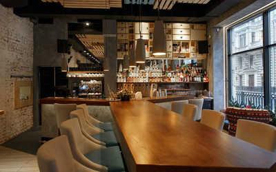 Банкетный зал ресторана Serbish (Meat & Fish) на улице Пестеля фото 3