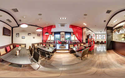 Банкетный зал ресторана Aziana на Купчинской улице фото 1