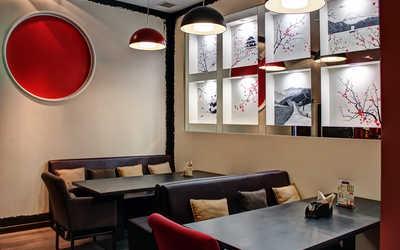 Банкетный зал ресторана Азиана (Aziana) на Купчинской улице фото 2
