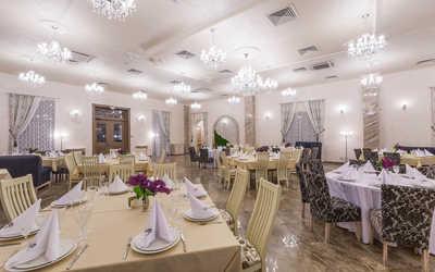 Банкетный зал ресторана Шодо на Левобережной улице фото 3