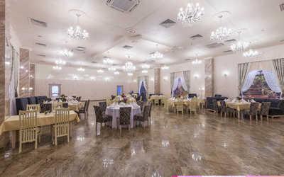 Банкетный зал ресторана Шодо на Левобережной улице фото 1