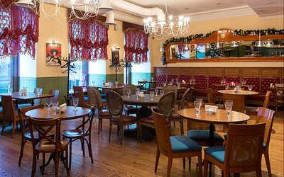 Банкетный зал ресторана Бюро на улице Кузнецкий Мост фото 1