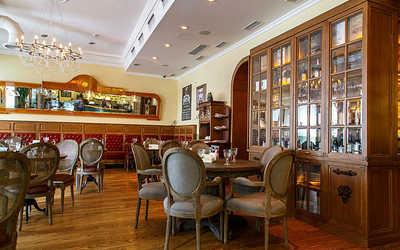 Банкетный зал ресторана Бюро на улице Кузнецкий Мост фото 2