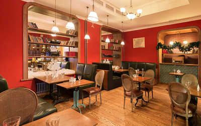 Банкетный зал ресторана Бюро на улице Кузнецкий Мост фото 3
