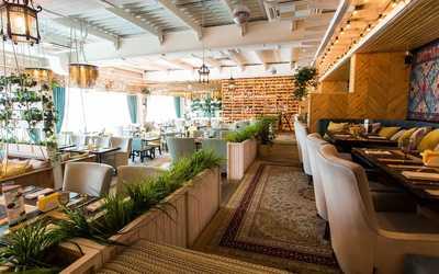 Банкетный зал ресторана Ишак (Eshak) на улице Луначарского фото 2
