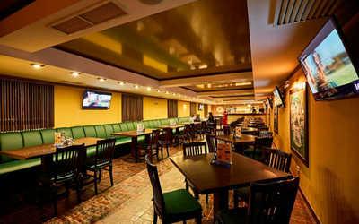 Банкетный зал ресторана Смолинский пивовар на улице Гагарина фото 1