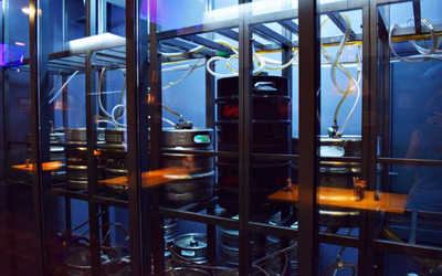 Банкетный зал ресторана Коза (Козловица) на улице Бейвеля фото 2