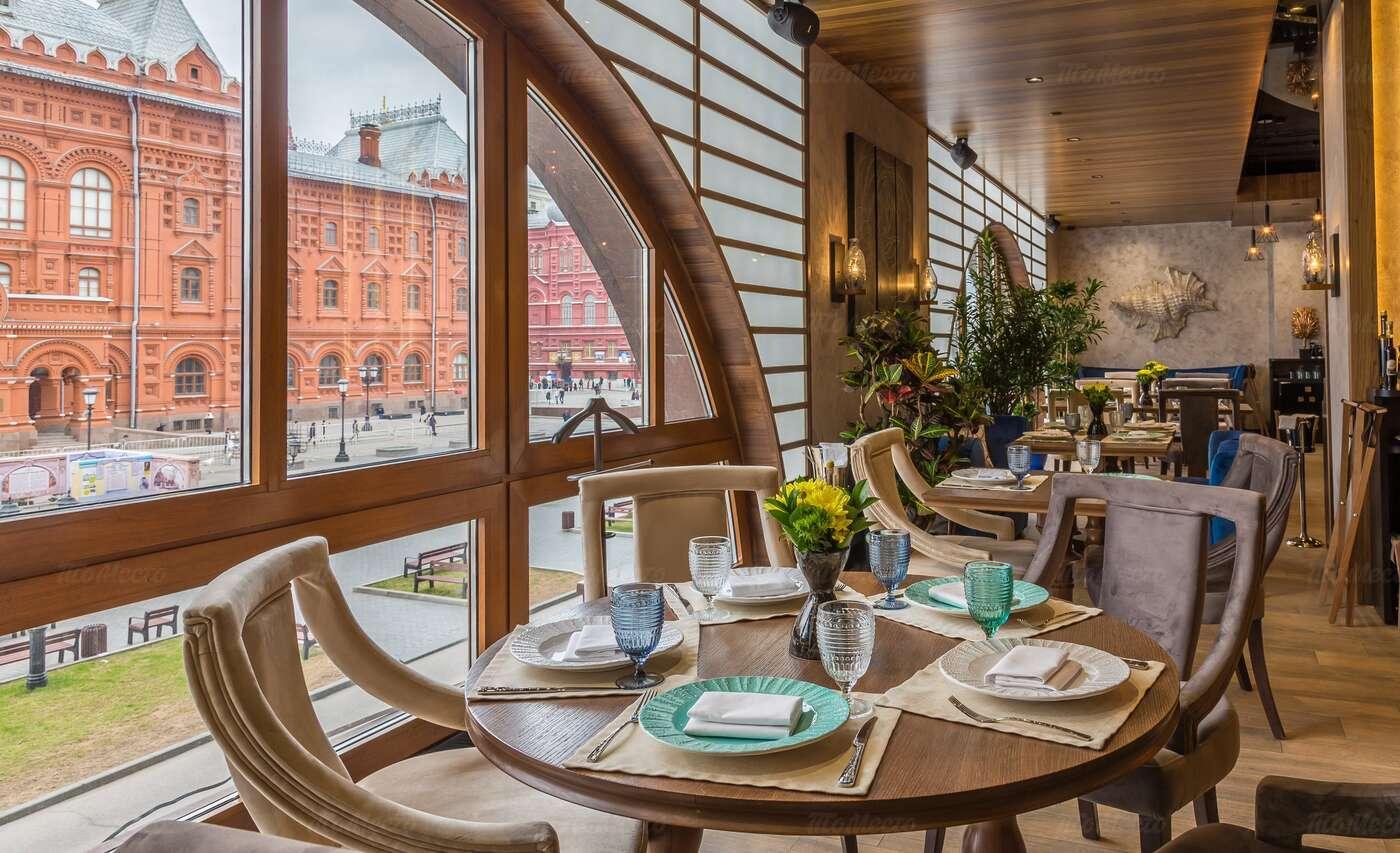 можете фото крутых ресторанов москвы только въехали территорию