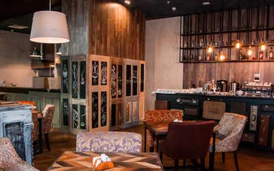 Банкетный зал ресторана Миндаль в Федяково фото 2