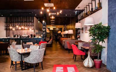 Банкетный зал ресторана Миндаль в Федяково фото 1