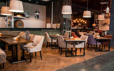 Банкетный зал ресторана Миндаль в Федяково фото 3