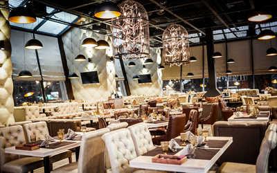 Банкетный зал ресторана Boobo (Бообо) на проспекте Андропова фото 2