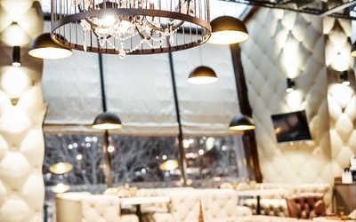 Банкетный зал ресторана Boobo (Бообо) на проспекте Андропова фото 3