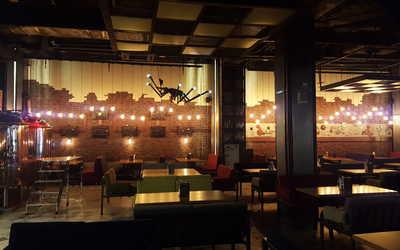 Банкетный зал пивного ресторана Бротунбир (Brotundbeer) на Кировоградской улице фото 2